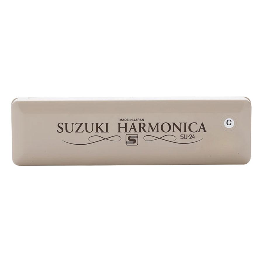 Kèn Harmonica Suzuki Tremolo SU24 24 Lỗ