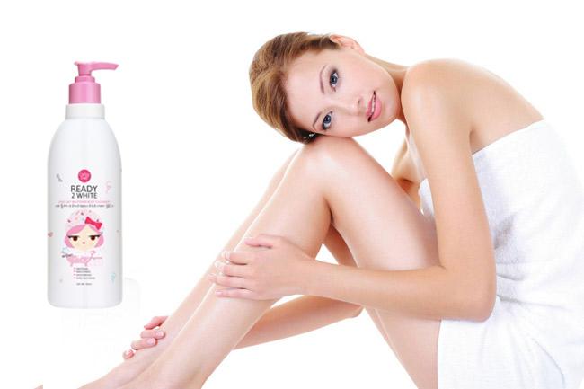 Sữa Tắm Trắng Da Cathy Doll Ready 2 White One Day Whitener Body Cleanser (450ml)