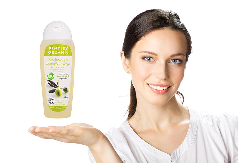 Sữa Tắm Làm Sạch Sâu Bentley Organic (250ml)