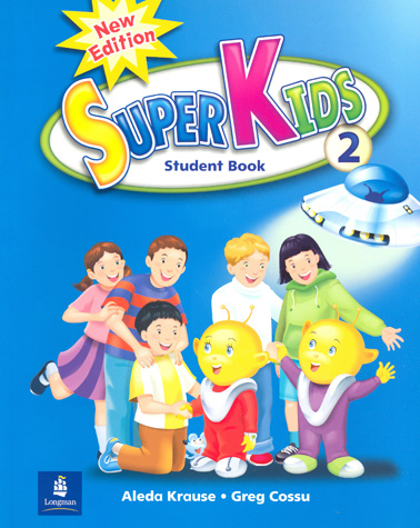 SuperKids NE Student's Book 2
