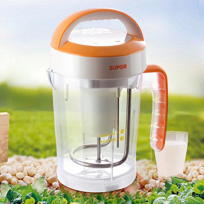 Máy Làm Sữa Đậu Nành Supor DJ14B-W08SVN 200W 1.4L (Cam)