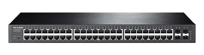 TP Link T1600G-52TS (TL-SG2452) - Smart Switch 48 Cổng Pure-Gigabit