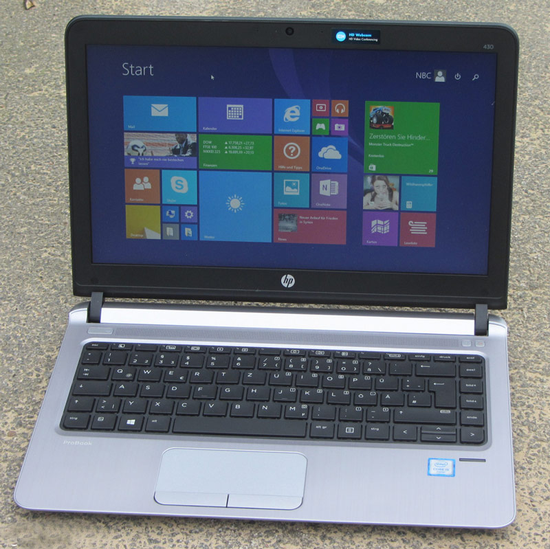 Laptop HP Probook 430 G3 T3Z09PA