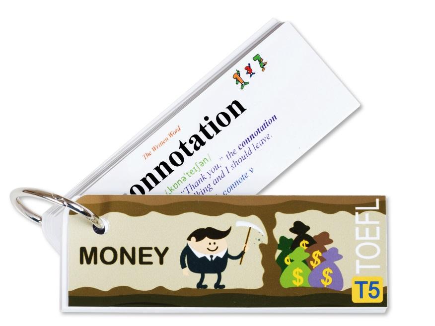 Flashcard Money Best Quality (T5)