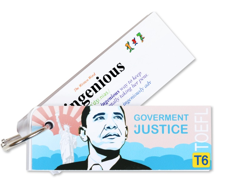 Flashcard Government And Justice Best Quality (T6)