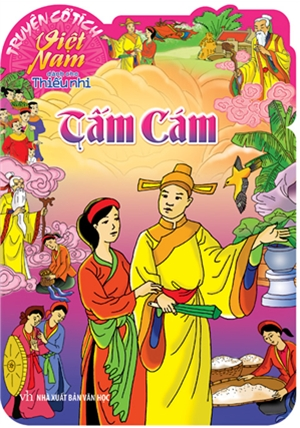 Truyện Cổ Tích Việt Nam Dành Cho Thiếu Nhi - Tấm Cám