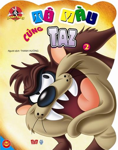 Looney Tunes - Tô Màu Cùng Taz (Tập 2) - 8935212317986,62_132807,13500,tiki.vn,Looney-Tunes-To-Mau-Cung-Taz-Tap-2-62_132807,Looney Tunes - Tô Màu Cùng Taz (Tập 2)