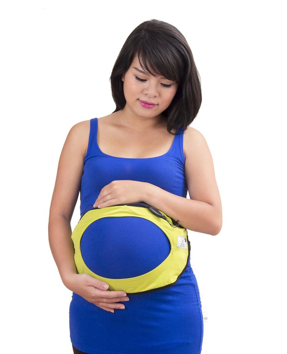 Tai Nghe Bà Bầu Smart Fetus SMF Angelips - Tím