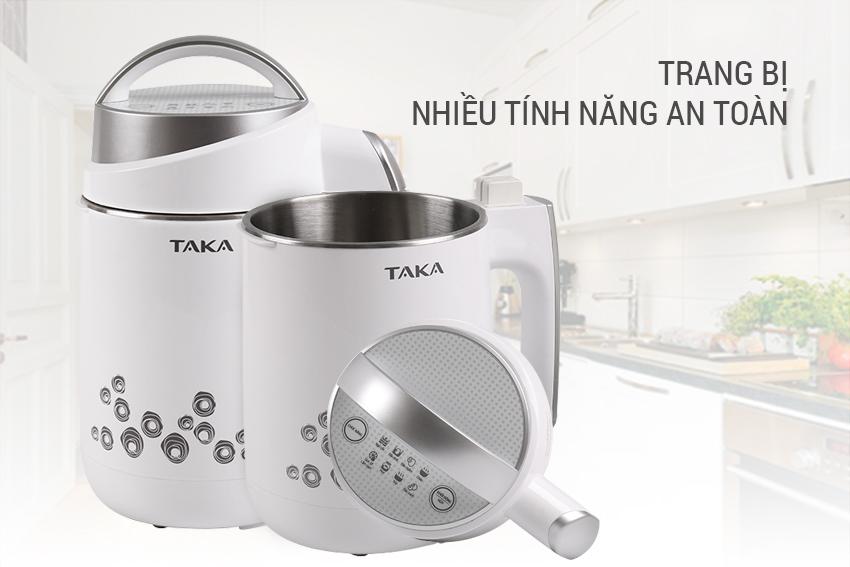 Máy Làm Sữa Đậu Nành Taka TKE550 (1.4L)