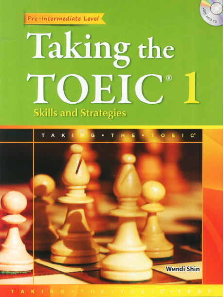 Taking the TOEIC 1 SB w/ECC