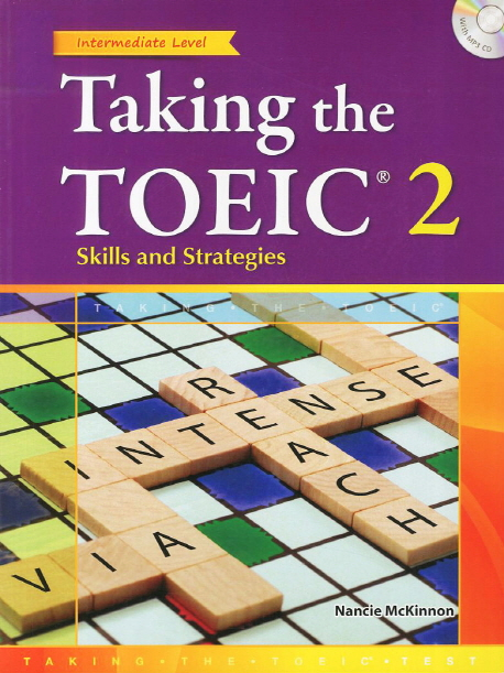 Taking the TOEIC 2 SB w/ECC