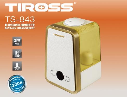 Máy Tạo Ẩm Tiross TS843 - Hàng chính hãng