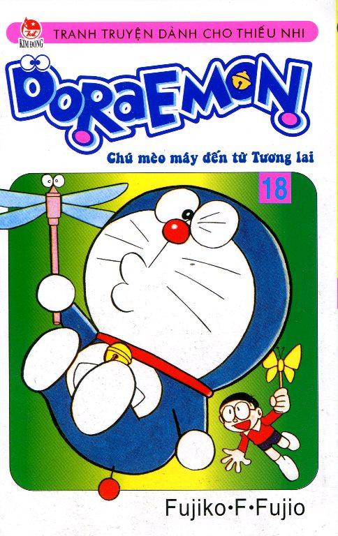 Doraemon - Chú Mèo Máy Đến Từ Tương Lai (Tập 18) - 8935036679741,62_117962,16000,tiki.vn,Doraemon-Chu-Meo-May-Den-Tu-Tuong-Lai-Tap-18-62_117962,Doraemon - Chú Mèo Máy Đến Từ Tương Lai (Tập 18)