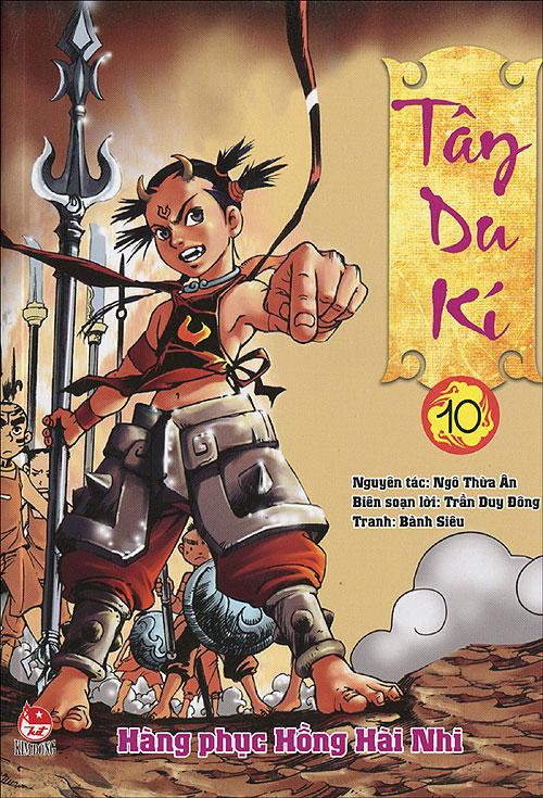 Tây Du Kí - Tập 10: Hàng Phục Hồng Hài Nhi