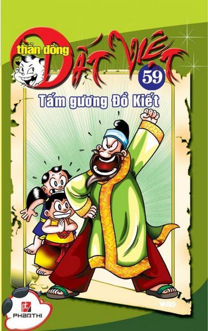 Thần Đồng Đất Việt 59 - Tấm Gương Đồ Kiết