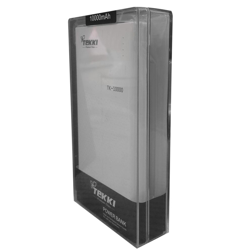 Pin Sạc Dự Phòng Tekki TK-10000WH - 10000mAh