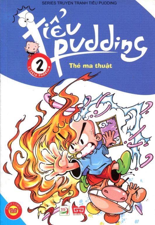 Tiểu Pudding (Tập 2) - Thẻ Ma Thuật
