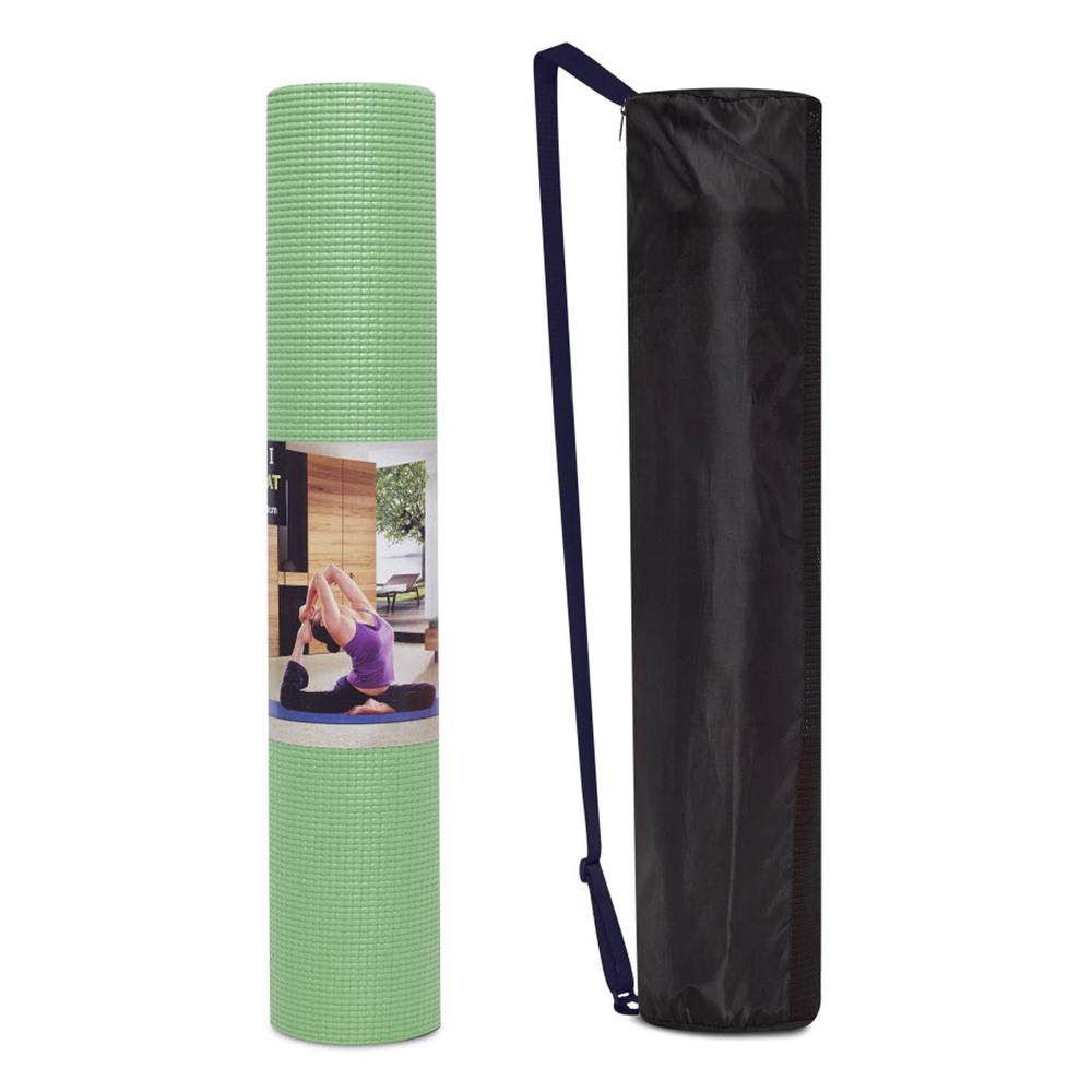 Thảm Tập Yoga 6mm ProMat - Xanh Lá (Kèm Túi Đựng)