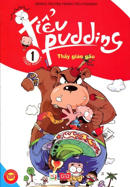 Tiểu Pudding (Tập 1) - Thầy Giáo Gấu