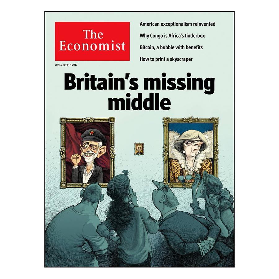 The Economist: Britians Missing Middle – 22