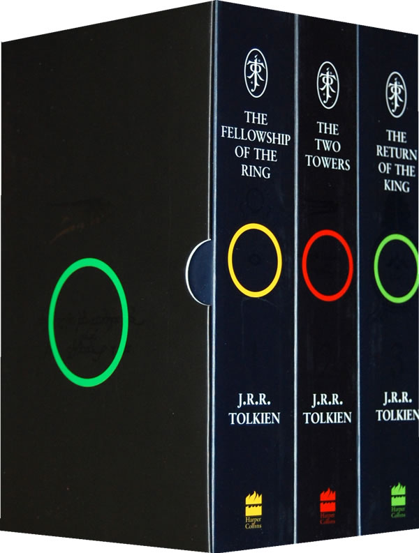 The Lord Of The Rings, 3 Vol