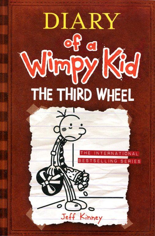 Diary Of A Wimpy Kid 07: The Third Wheel - 9781419709197,62_103817,231000,tiki.vn,Diary-Of-A-Wimpy-Kid-07-The-Third-Wheel-62_103817,Diary Of A Wimpy Kid 07: The Third Wheel