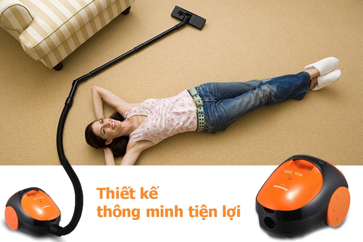 Máy Hút Bụi Panasonic PAHB-MC-CG240DN46 - 1,2L