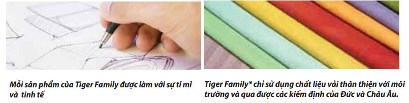 Balo Trẻ Em Chống Lệch Vai Tiger