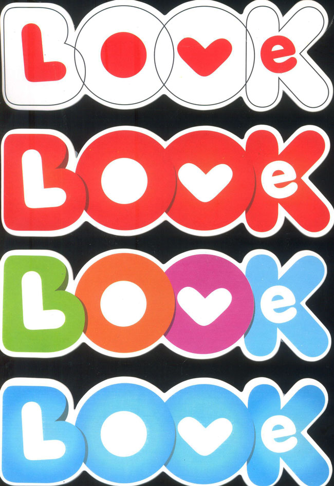 """Bộ Bookmark """"Tiki Love Book"""""""