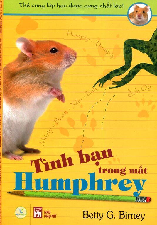 Thú Cưng Lớp Học Được Cưng Nhất Lớp – Tình Bạn Trong Mắt Humphrey