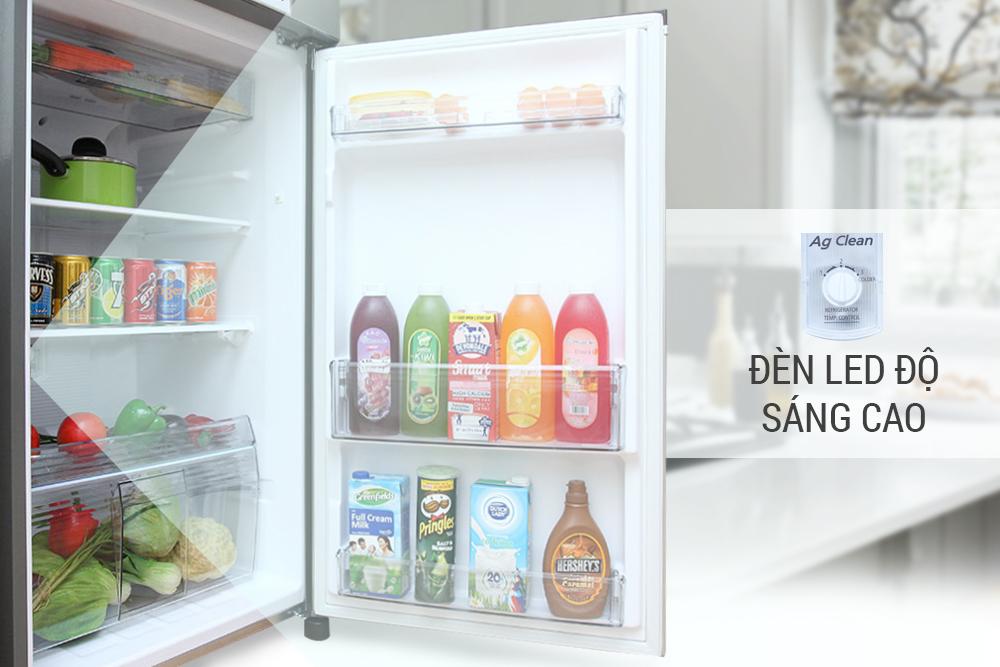 Tủ Lạnh Inverter Panasonic NR-BL267VSV1 (234 lít) - Bạc