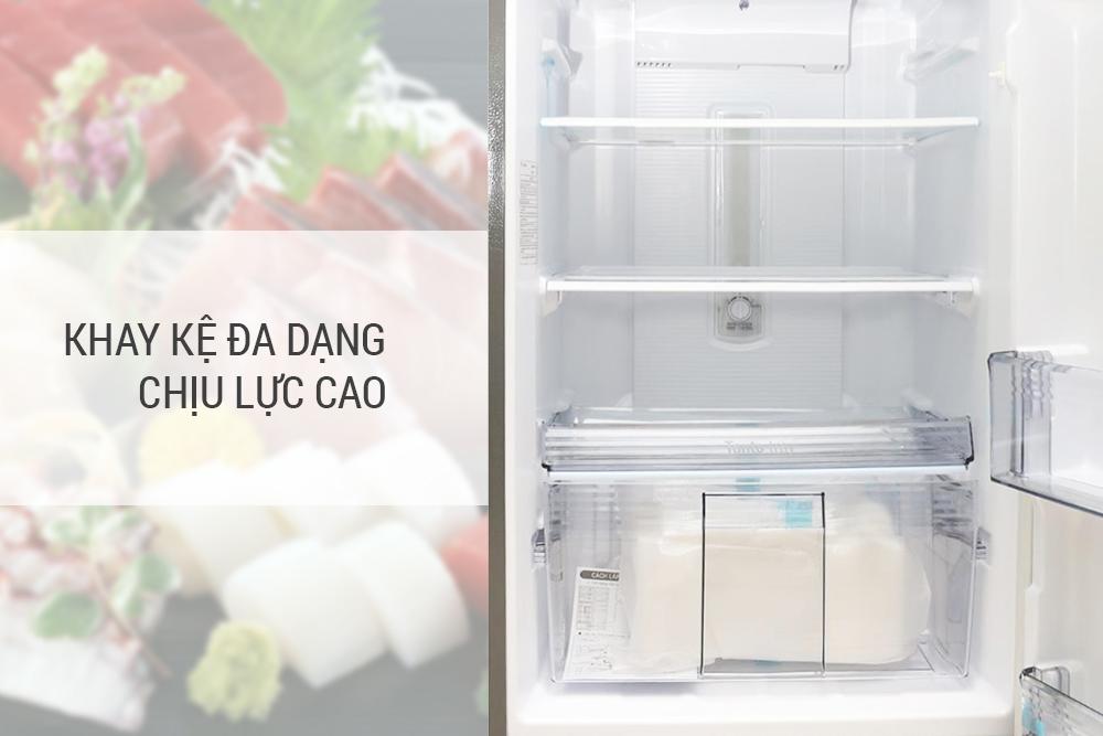 Tủ Lạnh Inverter Panasonic NR-BL267VSV1 (234 lít) - Bạc = 5.690.000 ₫