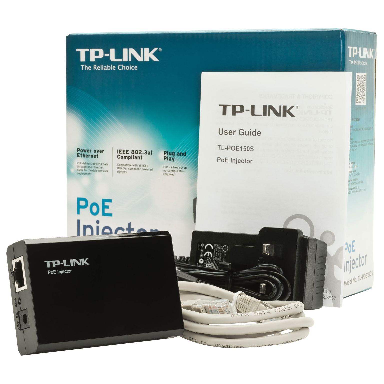 TP-Link   TL-Poe150s - Bộ Chuyển Đổi Poe Injector - Hàng Chính Hãng