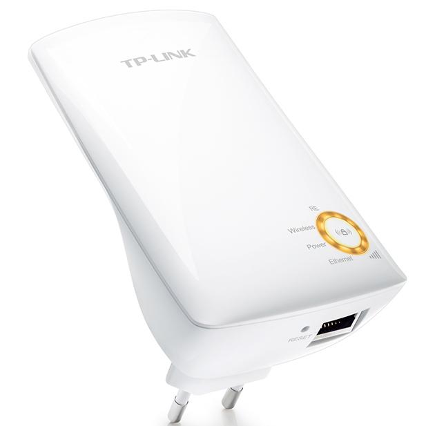 Bộ Mở Rộng Sóng WiFi Tốc Độ 150Mbps TP-LINK TL-WA750RE