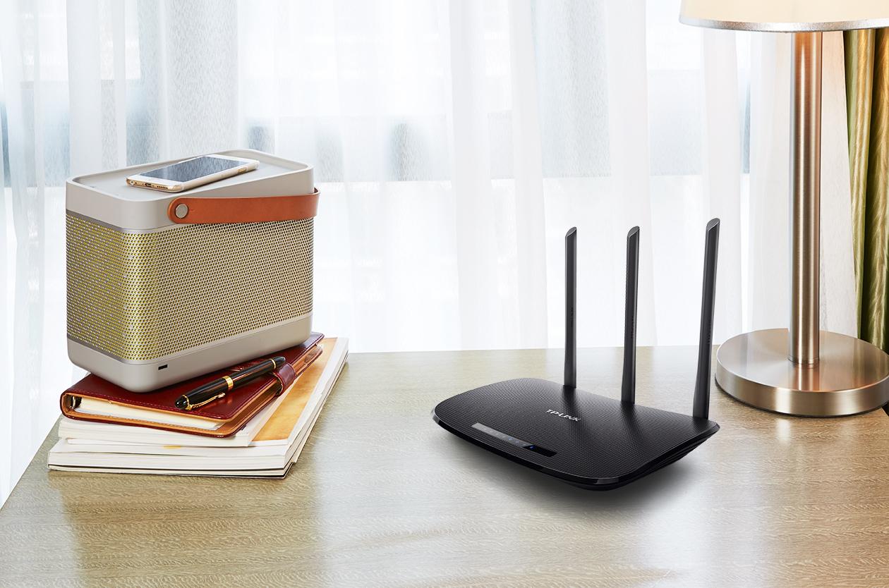 TP-Link  TL-WR940N - Router Wifi Chuẩn N Tốc Độ 450Mbps - Hàng Chính Hãng