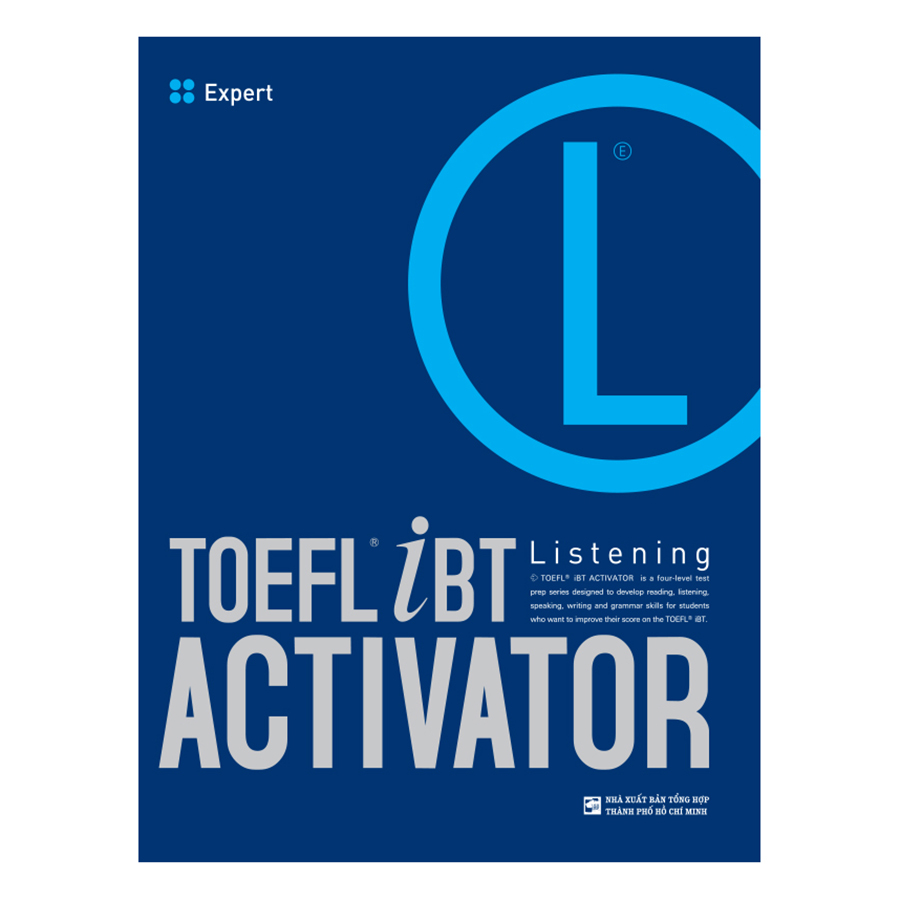 TOEFL iBT Activator Listening: Expert (Without Audio CD)