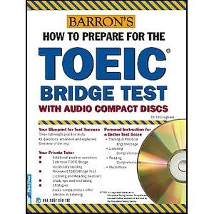 Toeic Bridge Test (kèm 2CD)