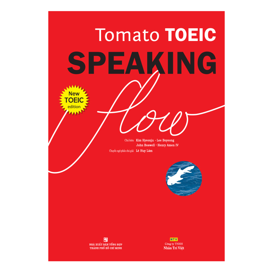 Tomato Toeic Speaking Flow Kèm 1CD - ROM  1 MP3