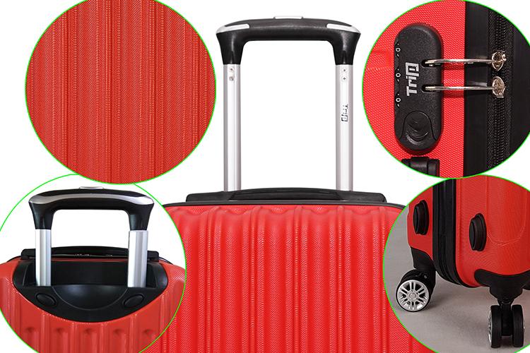 Vali Du Lịch Trip P603 (Size 60) - Đỏ