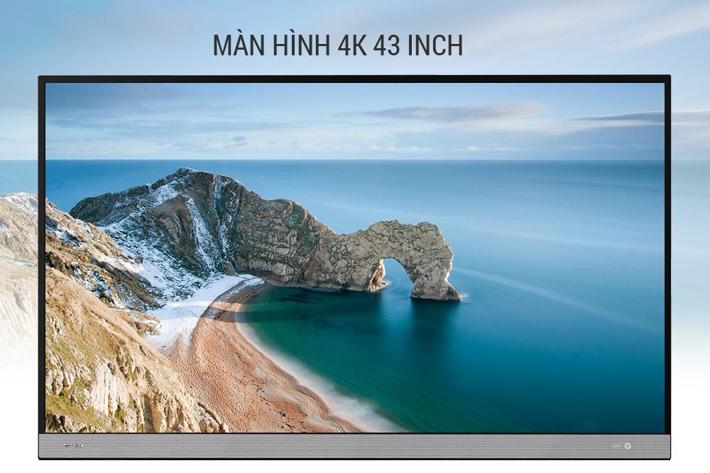 Smart Tivi Toshiba 43 inch 4K 43U6750