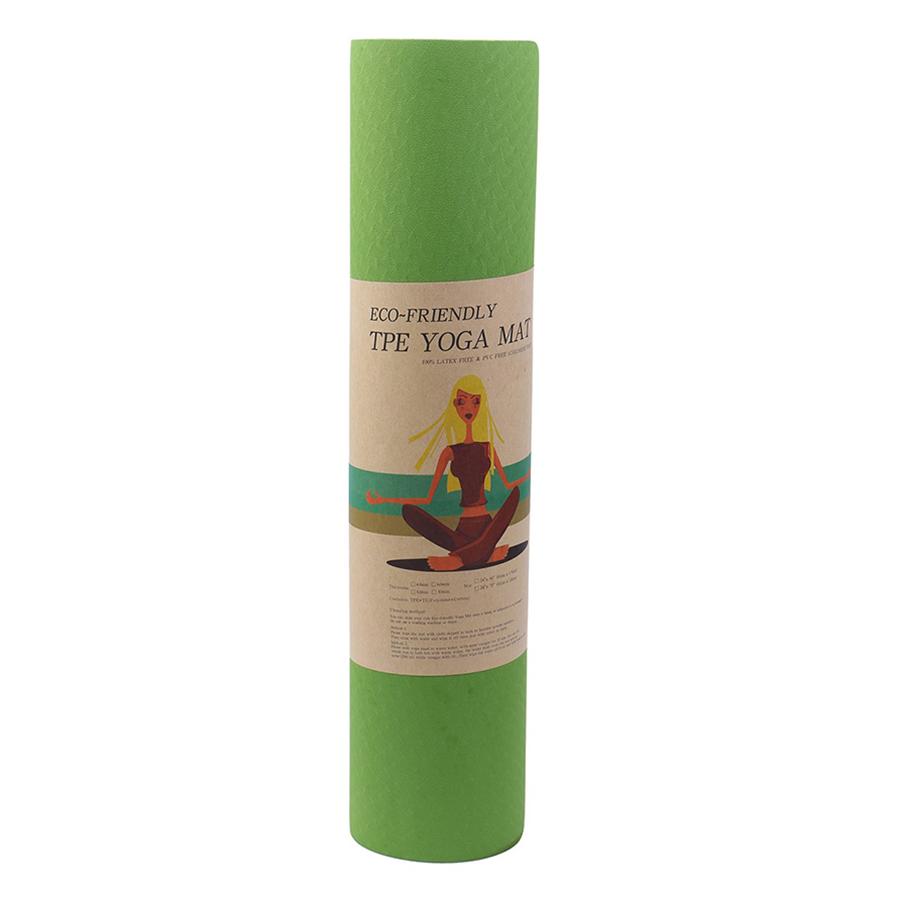 Thảm Tập Gym Và Yoga 2 Lớp TPE Eco (6mm) - 9580917375909,62_11860560,599000,tiki.vn,Tham-Tap-Gym-Va-Yoga-2-Lop-TPE-Eco-6mm-62_11860560,Thảm Tập Gym Và Yoga 2 Lớp TPE Eco (6mm)