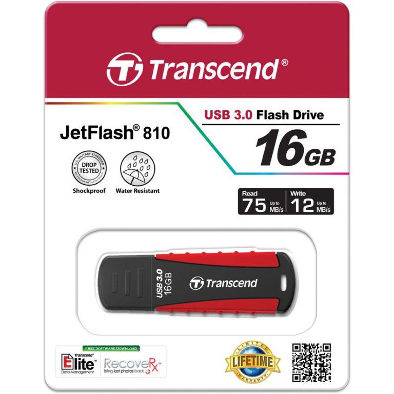 USB Transcend TS32GJF810 32GB - USB 3.0