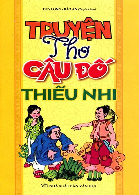 Truyện - Thơ - Câu Đố Thiếu Nhi - 8936046592952,62_39926,44000,tiki.vn,Truyen-Tho-Cau-Do-Thieu-Nhi-62_39926,Truyện - Thơ - Câu Đố Thiếu Nhi