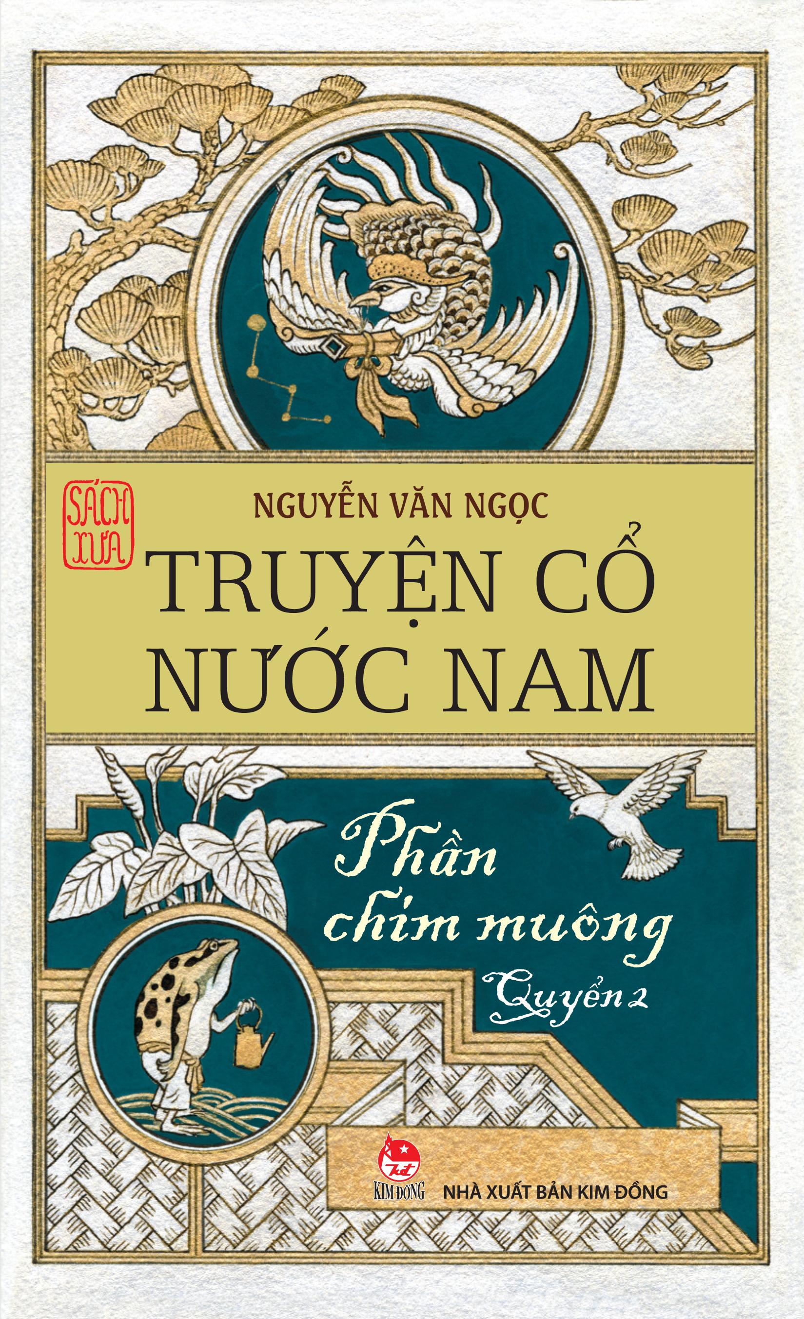 Truyện Cổ Nước Nam (Tập 2)