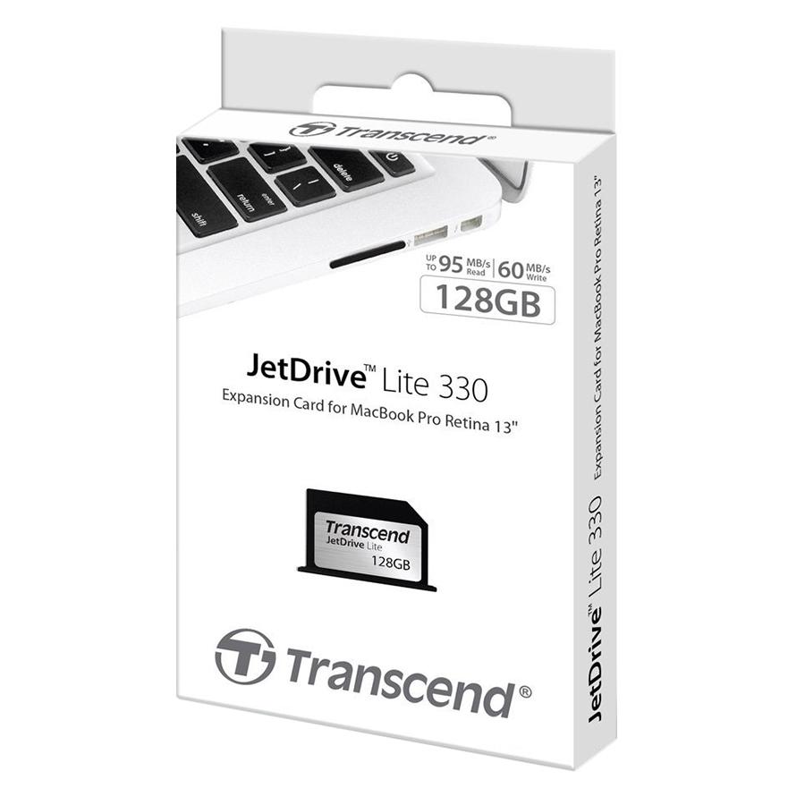 """Thẻ Nhớ Transcend TS128GJDL330 128GB MLC (Dành Cho Macbook Pro 13"""")"""