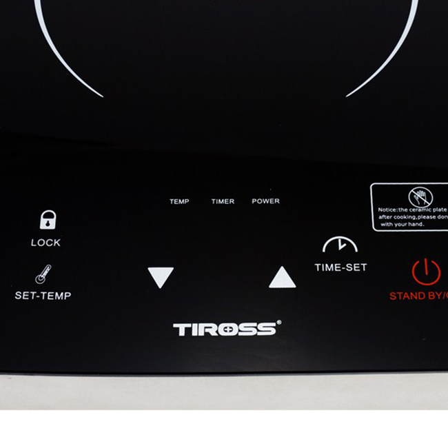 Bếp Hồng Ngoại Tiross TS801 - Hàng chính hãng