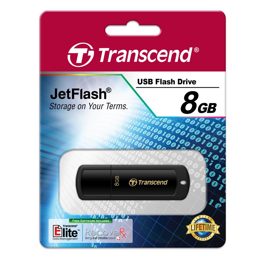 USB Transcend TS8GJF350 8GB - USB 2.0