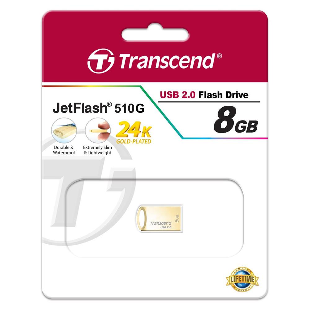 USB Transcend TS8GJF510 8GB - USB 2.0