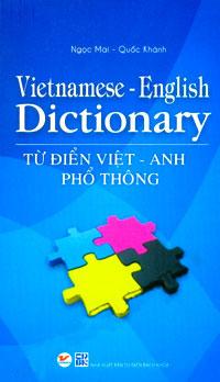 Từ Điển Việt Anh Phổ Thông