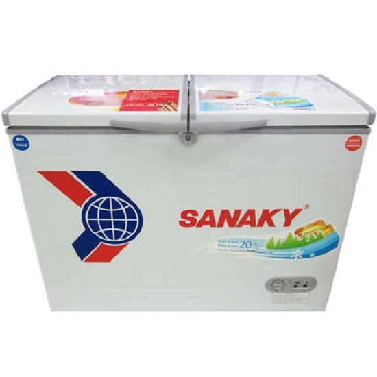 Tủ Đông Sanaky VH-2899W1 (220L) - Hàng Chính Hãng